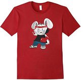 Cool Bunny Boxer Emoticon T Shirt Great Funny Gift