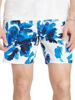 Lauren Ralph Lauren Floral Printed Swim Trunks