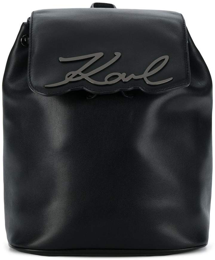 Karl Lagerfeld Paris K/Signature backpack
