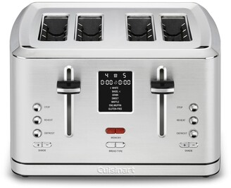 Cuisinart 4-Slice Digital Toaster with MemorySet Feature