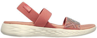 Skechers On-The-Go 600 Glitzy 16311 Sandal
