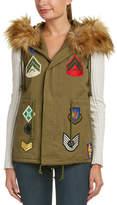 Bagatelle Patched Vest