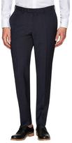 Ermenegildo Zegna Wool Checkered Trousers