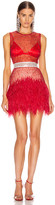 Rêve Riche Reve Riche Hadi Dress in Tango Red | FWRD