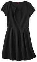 Merona Women's Textured Cap Sleeve Shift Dress - Assorted Colors