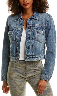 Hudson Lola Shrunken Trucker Jacket
