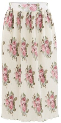 Paco Rabanne Romantic Flower skirt