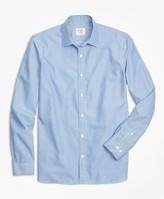 Brooks Brothers Nine to Nine Framed Stripe Shirt