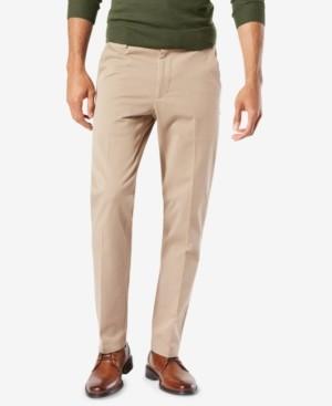 Dockers Workday Smart 360 Flex Slim Fit Khaki Stretch Pants