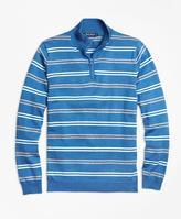 Brooks Brothers Supima® Cotton Half-Zip Sweater