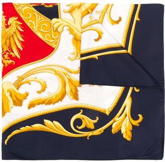 Dolce & Gabbana Baroque Print Scarf