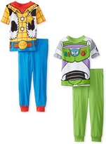 Toy Story Buzz Lightyear and Woody Combo Pajamas for boys