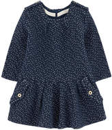 Jean Bourget Jacquard dress