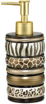 Asstd National Brand Safari Stripes Soap Dispenser
