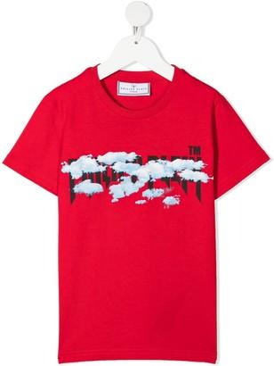 Philipp Plein Graphic-Print Logo T-Shirt