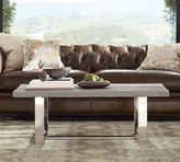 Pottery Barn Durham Rectangular Coffee Table