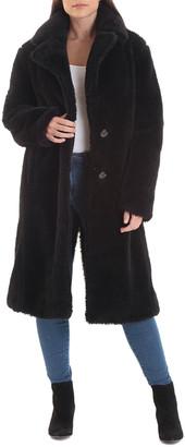AVEC LES FILLES Teddy Coat