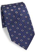 Eton Embroidered Silk Tie