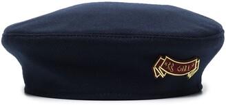 Ruslan Baginskiy Warcore logo beret