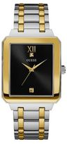 GUESS W0917g3 men`s two tone dress watch