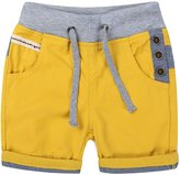 Inmusion Kids White Side Pocket Design Cargo Shorts