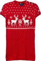Ralph Lauren Red Reindeer Dress