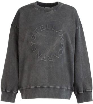 Stella McCartney Logo Embossed Jumper