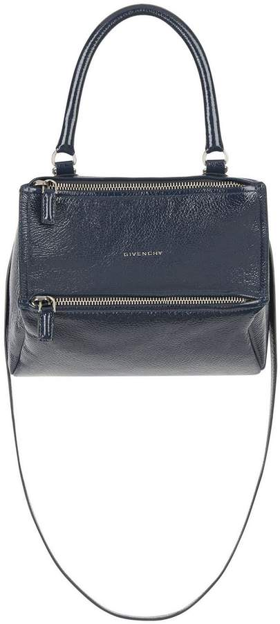 Givenchy Small Pandora Deerskin Leather Satchel