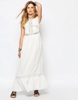 Gat Rimon Careless Maxi Dress in White