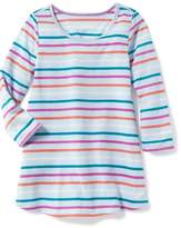 Old Navy Striped Sleep Dress for Toddler & Baby