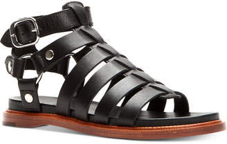 Frye Women Alexa Gladiator Flat Sandals Women Shoes