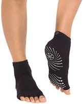 Gaiam Toeless Grippy Yoga Socks S/M 8162137