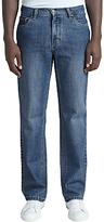 John Lewis Stretch Ringspun Bootleg Denim Jeans
