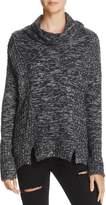 Vintage Havana Cowl-Neck Sweater