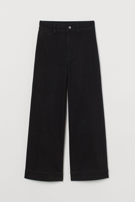 H&M Wide-cut Jeans