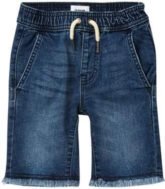 Hudson Jeans Denim Pull-On Shorts (Little Boys)