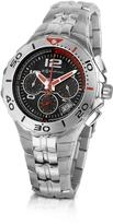 Zoppini Stainless Steel Bracelet Chrono Watch