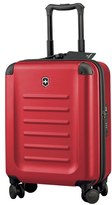 Victorinox Men's 'Spectra 2.0' Global Hard Sided Rolling Carry-On - Red