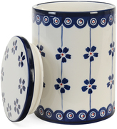 Signature Housewares Blue & White Floral Airtight Canister