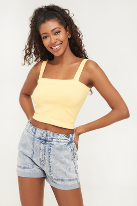 Ardene Basic Cropped Tank Top
