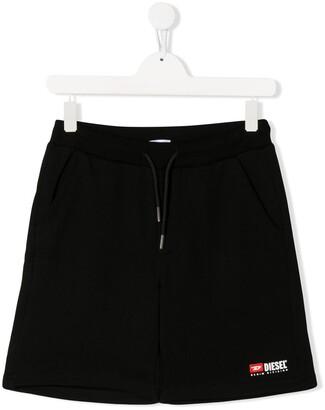 Diesel TEEN jersey shorts