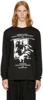Perks And Mini Black Long Sleeve dark Impressions T-shirt
