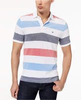 Tommy Hilfiger Men's Kelson Stripe Polo