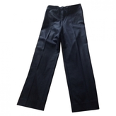 Louis Vuitton Wool trousers