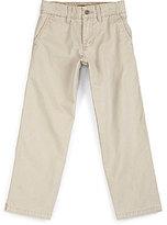 Class Club 8-20 Flat-Front Pants