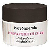 Bare Escentuals Bare Minerals Renew and Hydrate Eye Cream, 0.5 Fluid Ounce