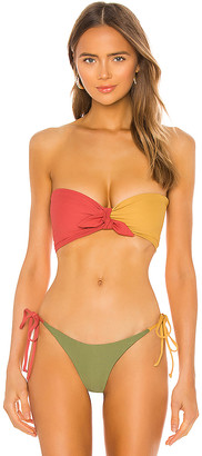 Boys + Arrows Bad Behavior Bridget Bikini Top