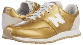 New Balance Classics COMP 100 (Gold/Incense) Women's Shoes