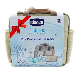Chicco Maternity Bag with Changing Mat Natural Sensation Girl 1 Unit 500 g