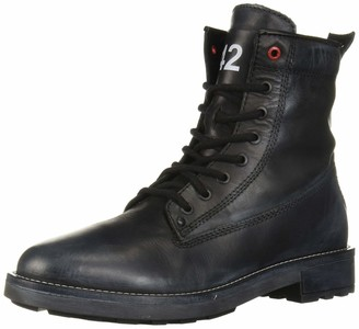 Diesel Men's D-THROUPER DBB-Ankle Boot Fashion